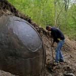 Странная гигантская сфера найдена в Боснии