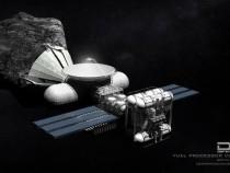 Люксембург станет первой страной, добывающей полезные ископаемые на астероидах