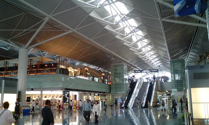 6 Центральный Международный аэропорт Японии, Нагоя