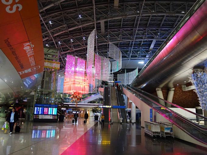 2 Международный аэропорт Инчхон, Южная Корея