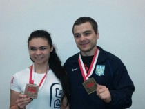 Украинцы вернулись с чемпионата мира по пауэрлифтингу c медалями