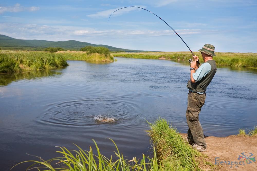 река эсс рыбалка