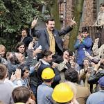 Анджей Вайда в фильме «Валенса. Человек надежды» нашел героя нашего времени