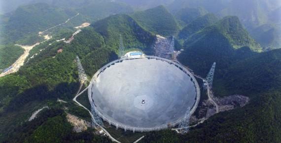 Китай намерен первым найти инопланетян