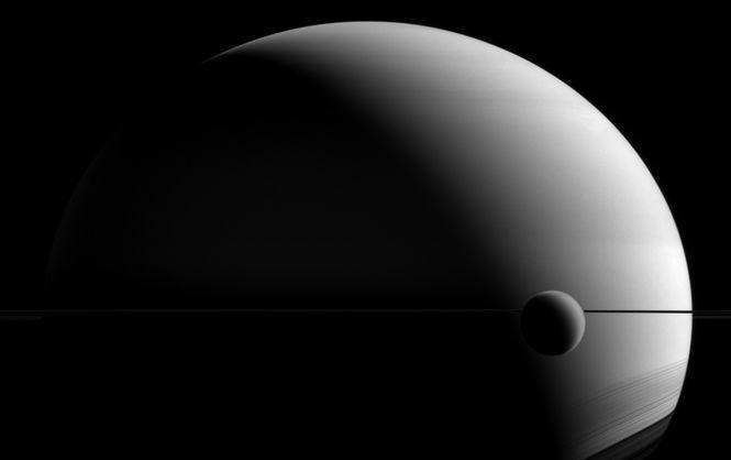 На спутнике Сатурна может быть жизнь