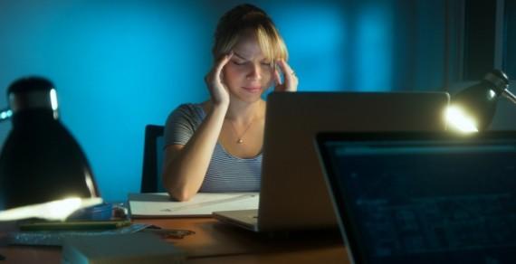 Как преодолеть синдром офисных работников