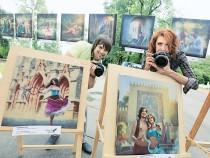 Где путешествовал в Киеве Оле-Лукойе?