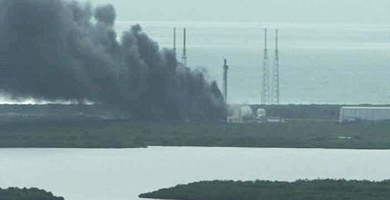 Что означает катастрофа Falcon 9 для будущего Илона Маска и SpaceX