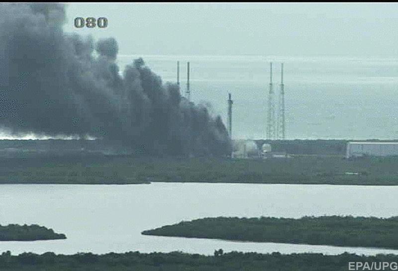 Что означает катастрофа Falcon 9