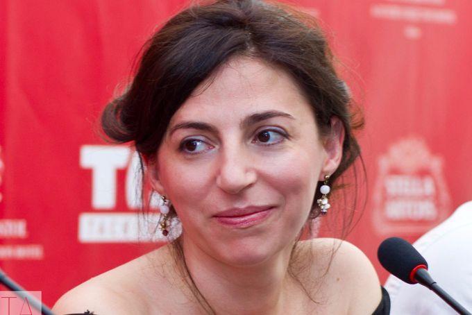 Кинорежиссер Ева Нейман