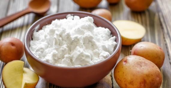 Применение и свойства картофельного крахмала