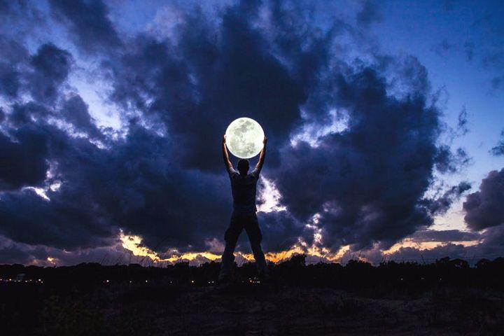 До Марса через Луну