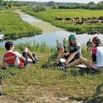 Все больше людей хотят отдыхать в селах