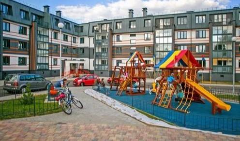 Велопарковки, бассейны, пекарни. Какой может быть инфраструктура возле дома?