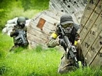 Боровой: во время занятий применяем различное оружие, используем защитные очки и маску