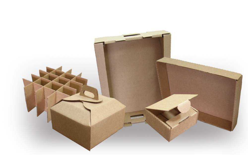 Выбирайте упаковку из гофрокартона