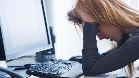 Почему использование компьютера может вызвать депрессию