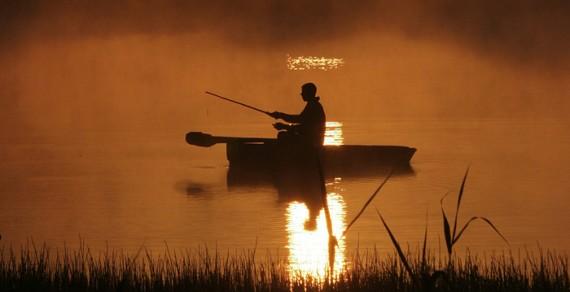 Советы рыбакам приехавшим на Свитязь