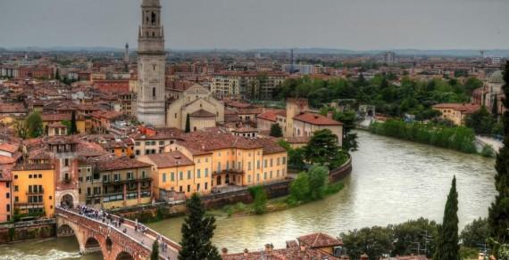 Верона – город для влюбленных!