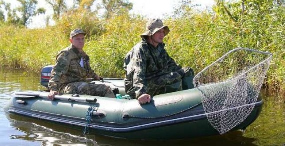 Кто поймает рыбного браконьера