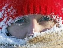Правила поведения в морозную погоду