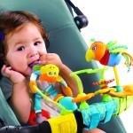 Какую игрушку купить для коляски?