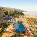 Жемчужина Болгарии — курорт «Золотые пески».