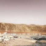 Город в 300 миллионах километров от Земли: концепция миллионника на Марсе