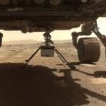 Марсианский вертолет Ingenuity готовится к первому взлету