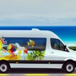 6 фактов «за» поездки на море из Днепра микроавтобусом