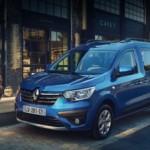 Бюджетник Dacia Dokker превратился в Renault Express