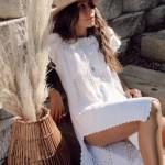 Стильные летние платья в стиле бохо