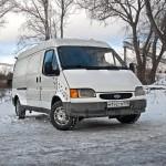 Опыт владения Ford Transit IV