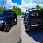 Тюнингованный УАЗ Patriot выставили на продажу по цене Toyota LC Prado