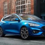 Новый Ford Focus: рендер с нового ракурса