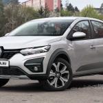 Новый Renault Logan Stepway: первые изображения