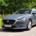 Большой сюрприз: как изменилась Mazda6 с турбированным двигателем